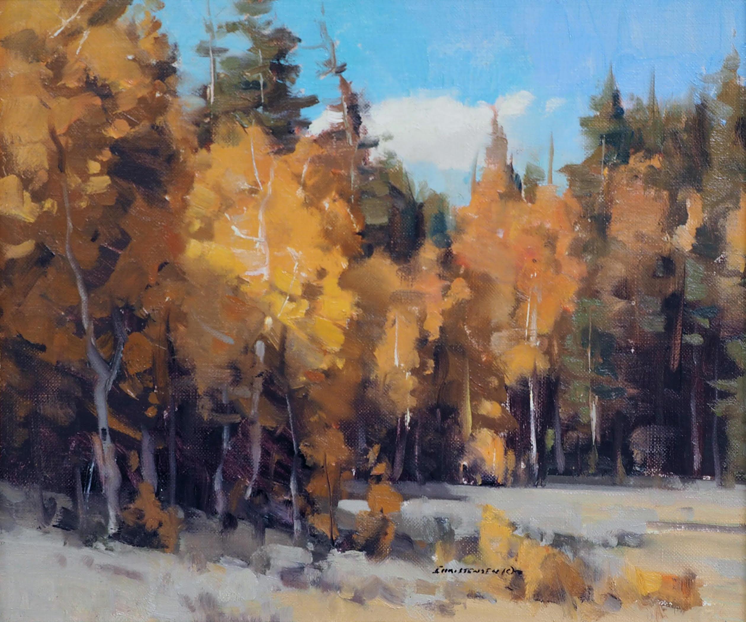 """Scott Christensen """"September Gold"""""""