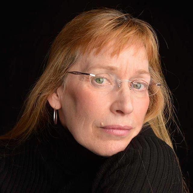 Artist Carol Carter