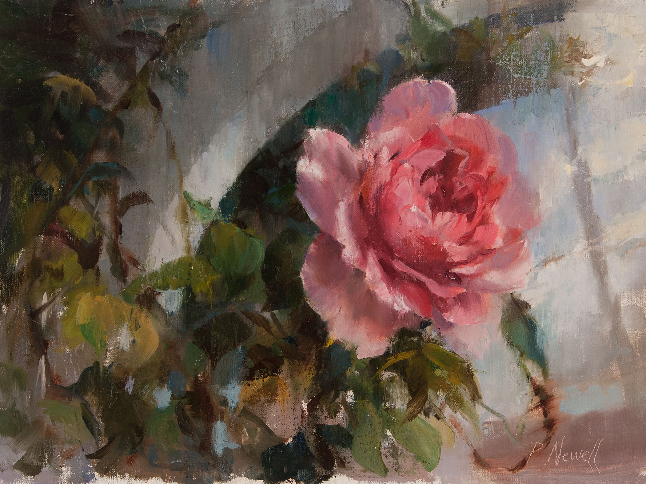 Arbor Rose by Pam Newell