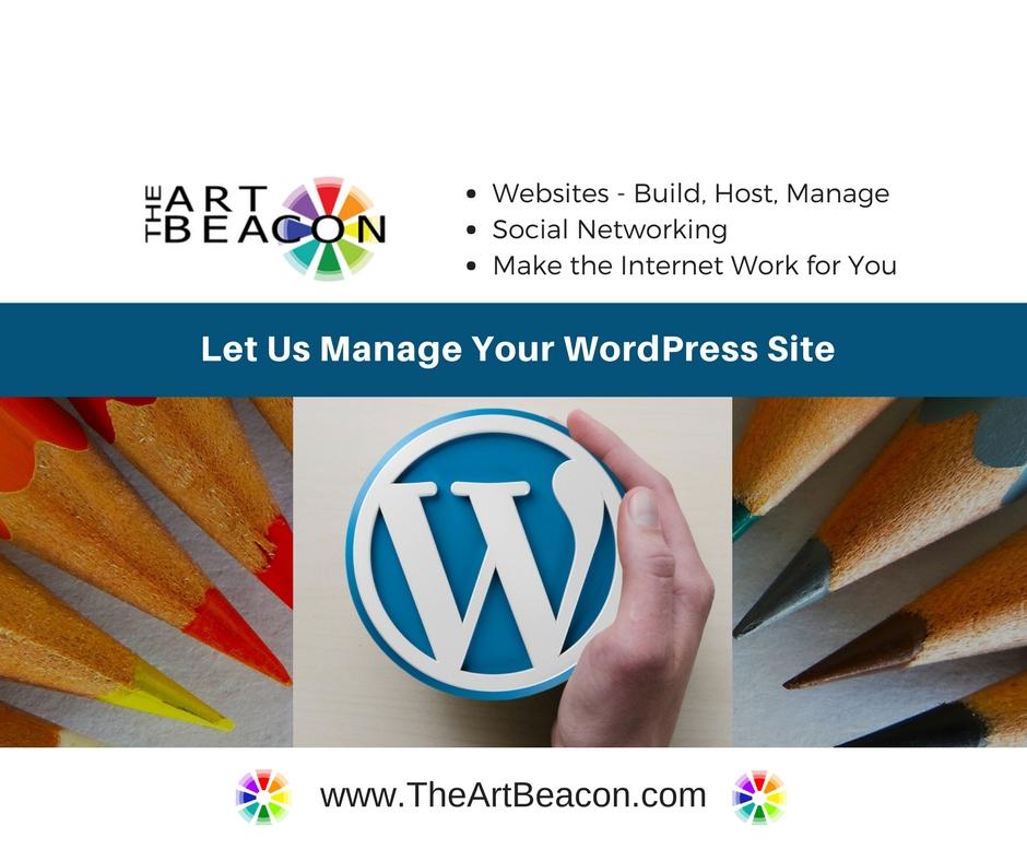 Let Us Host Manage Your Website