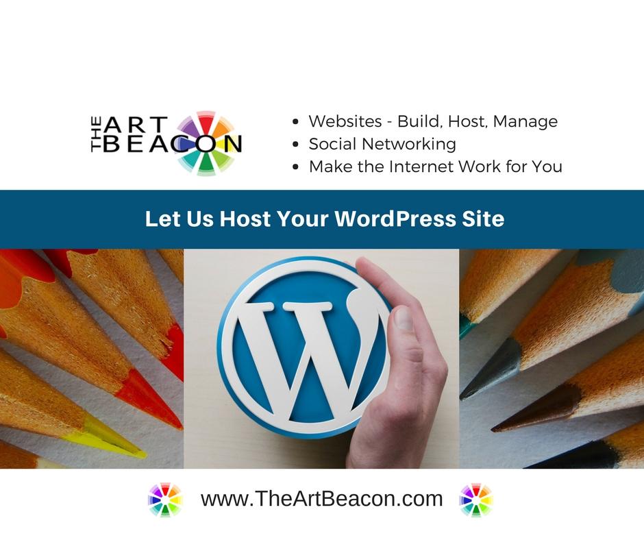 Let Us Host Your Website